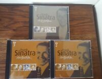 FRANK SINATRA CD 1 THE GREATEST VOICE BYE BYE BABY CD 2 3 ( Greatest hits)