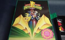 POWER RANGERS case VINTAGE and RARE