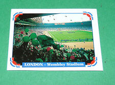 N°20 LONDON WEMBLEY STADIUM PANINI FOOTBALL UEFA EURO 96 EUROPE EUROPA 1996