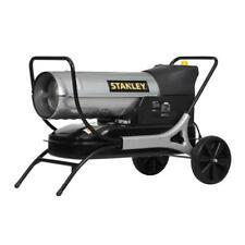 Stanley Diesel Heizgebläse 36,6kW Öl Heizlüfter mit regelbarem Thermostat