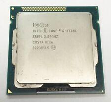 Intel Core I7-3770K SR0PL Processor 3.5 GHz