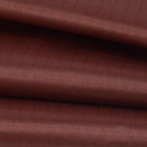 2M Nylon Fabric Waterproof Ripstop Lightweight 40D PU Coated Outdoor Decoration
