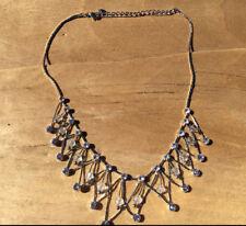 "ICICLE PRINCESS ""Silver"" Gorgeous Women's Fashion Jewellery Pendant Necklace"