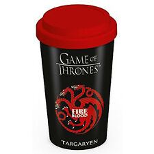 Game of Thrones Mug de Voyage en Céramique Stark Produit officiel