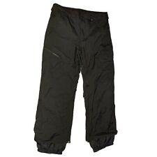BURTON SNOWBOARDS Black DryRide Cargo Pants Winter Ski Snow Men's size XL