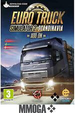 Euro Truck Simulator 2 II - Scandinavia - STEAM Code - PC Spiel Add-on DLC DE/EU
