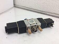 Ingersoll-Rand / ARO Pneumatic Valve, M212SD-024-D-G, Used, WARRANTY