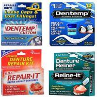 D.O.C   Custom Tooth Filling Repair Kit Denture Reliner Repair Lost Fillings  