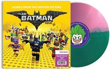 The Lego Batman Movie Soundtrack Exclusive Limited Joker Edition Vinyl LP