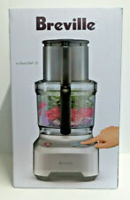 Breville BFP660SIL Sous Chef 12 Cup Food Processor Silver SEALED