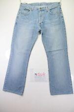 Lee Denver Bootcut Cod. N508 tg52 W38 L34 Jeans verkürzt gebraucht vintage levis