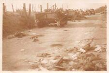 Franz. Panzer Chenilette bei St. Quentin Frankreich
