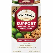 Twinings of London Daily Wellness Tea, Support Healthy Immune System White