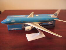 KLM Boeing Boeing 777-200 Quality Model New in Box KLM Royal Dutch Airlines 777
