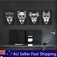 Modern Animal Abstract Canvas Print Painting Wall Art Pictures Home Room Decor