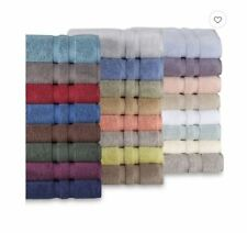 Wamsutta Ultra Soft Micro 100% Cotton Bath Collection- Choose Colors & Size -NEW