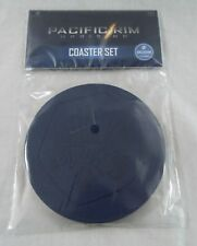 Lootcrate Exclusive Pacific Rim Uprising 4 Coaster Set Insight Ed Legendary