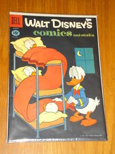 WALT DISNEY'S COMICS AND STORIES #246 NM- (9.2) DELL CARL BARKS MARCH 1961