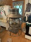 Rare Dressel Northern Pacific RR Lantern With Matching Etched Clear Globe Mint!!