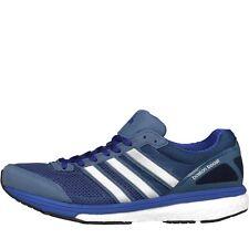 Adidas para mujer Adizero Boston Boost 5 Tenis para Correr-Azul/Blanco Talla 5-Nuevo Y En Caja