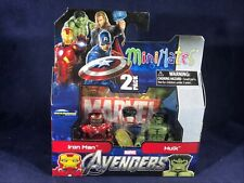 Y2-51 MINIMATES ACTION FIGURE 2-PACK - IRON MAN & HULK - MARVEL