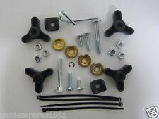 Castelgarden/Lawnking/Mountfield Lawnmower Handle Bolt Kit P/N 381008614/3