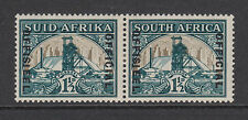 South Africa Sc O26 MLH. 1937 1½p Gold Mine Official, F-VF