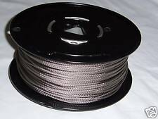 Type 316 Stainless Steel Wire Rope Cable, 1/8