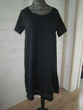 La Petie Robe Noire by A.P.C en Voile de Coton Plumetis - S -36/38 *TBE