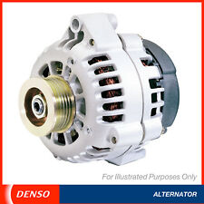 Fits Fiat Doblo 1.9 JTD Genuine OE Denso Alternator