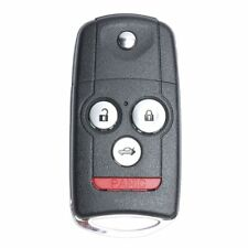 3+1 Button Remote Key Fob for Acura TL / TSX 2009-2014 FCC ID:MLBHLIK-1T
