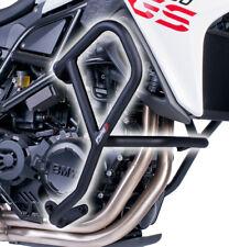 Black Engine Guards Puig 6537N For 13-17 BMW F800GS