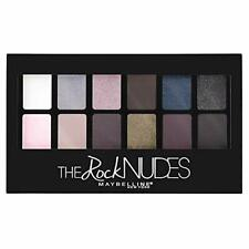 Maybelline The Rock Nudes Eyeshadow Palette ~ New
