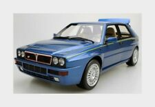 Lancia Delta Integrale Evo2 Blue Lagos 1992 LS-COLLECTIBLES 1:18 LS034D