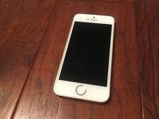Apple iPhone SE - 16GB - Gold (Unlocked) A1662. Pretty Good Condition
