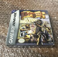 Defender of the Crown GAMEBOY ADVANCE Brand New + Factory Sealed