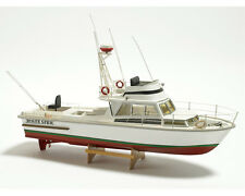 "New wooden model ship kit by Billing Boats: the ""White Star"" (Rc Capable!)"