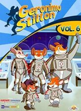 Geronimo Stilton 6 [New DVD]
