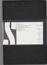 AARON HALL-LET'S MAKE LOVE/I MISS YOU/U-MATIC SINGLE PROMO R&B MUSIC VIDEOS +DVD
