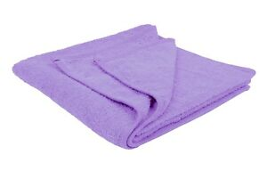 Luxury Bath Towel - Violet - Bath Sheet (Hotel, Spa, Bath) Large,Soft, Absorbent
