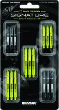 Winmau Dart Shafts MVG Signature Shaft 5 Sets Prism Shafts 3 in Each Set