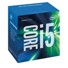NUOVO! Intel I5 7600 kaby Lake 3.5Ghz Quad Core Socket 1151 processore