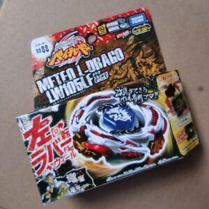 Original TAKARA TOMY BEYBLADE METAL FUSION BB88 Meteo L Drago LW105LF LAUNCHER L