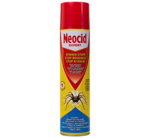 Neocid Expert 400ml Spinnen Abwehr Anti Spinnenspray gegen Spinnen Spinnenmittel