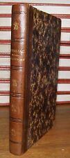 Balzac - Oeuvres De Jeunesse - L'excommunié - Calmann Lévy - 1876