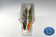 Small double RM lure box minnow 164/40/80 tackle box special for spinning