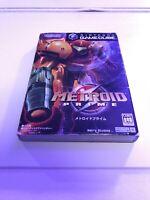 Metroid Prime (Nintendo GameCube, 2003) - Japanese Version
