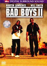 BAD BOYS II  DVD   *AUSTRALIAN SELLER*