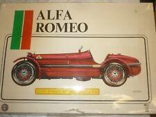 Pocher-ONU ouvert/ONU-built kit plastique de 1931 Alfa Romeo 8 C 2300 Monza