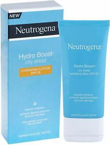 Neutrogena Hydro Boost City Shield SPF 25 Hydration Lotion 50ml